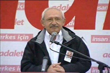 Kılıçdaroğlu: Kenan Evren'le Erdoğan arasında hiçbir fark yok