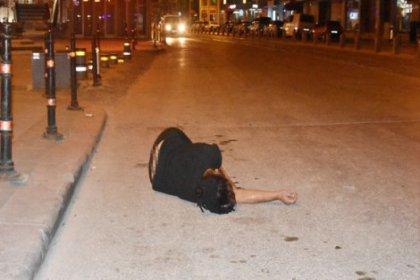 Konya'da kadına şiddet: Yol ortasında baygın bulundu şikayetçi olmadı!