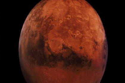 Mars'ta 2 milyar yıl öncesine ait volkanik faaliyet kanıtı