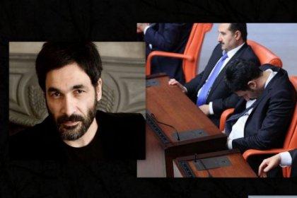 Meclis'te uyukladığı görüntüsüyle hatırlanan Uğur Işılak: Hırsızlık yaparken de fotoğrafım olabilirdi