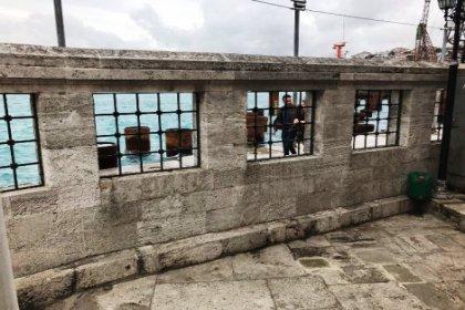 Mimar Sinan'ın camisi yıkılıyor