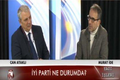 Murat İde: İYİ Parti kendisini 3. yol olarak tarif ediyor, bu da iktidar partisini tedirgin ediyor