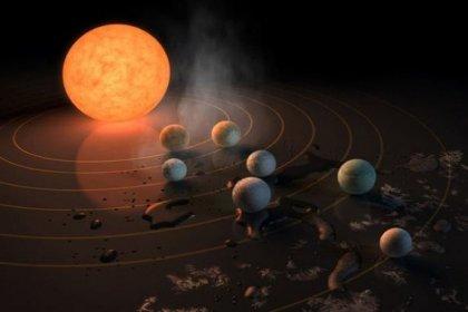 NASA, Dünya'ya benzer 7 yeni gezegen keşfetti!