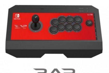 Nintendo Switch için yeni dövüş joystick'i duyuruldu
