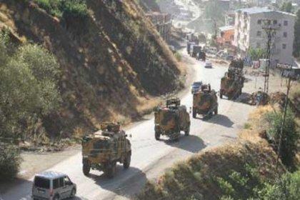 Şemdinli'de 6 köyde sokağa çıkma yasağı ilan edildi