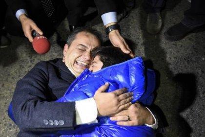 Sözcü gazetesi muhabiri tahliye edildi