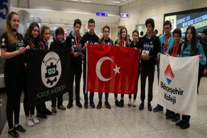 Türk mucitler, ABD'den ilham veren ödülle döndü