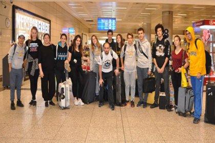 Türk öğrenciler ABD'deki robot yarışmasından ödülle döndüler