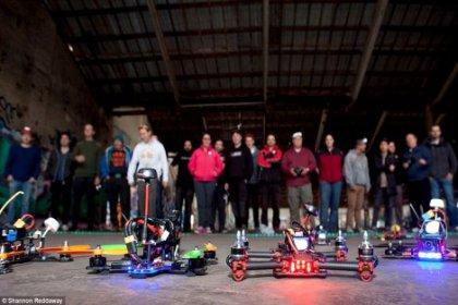 'Türkiye Drone Ligi' Küçükçiftlik Park'ta düzenlenecek
