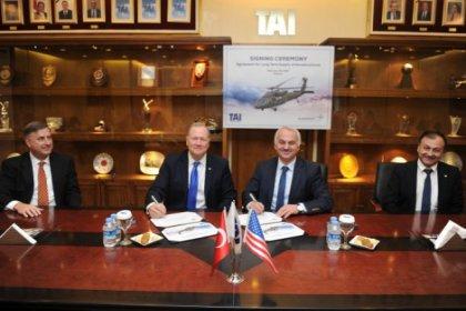 TUSAŞ, Sikorsky ile 270 milyon dolarlık anlaşmaya imza attı