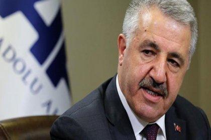 Ulaştırma Bakanı Arslan: Wikipedia'ya erişimi biz engellemedik
