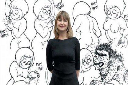 Ünlü Türk çizere Fransa'dan 'Yaratıcı Cesaret ödülü'