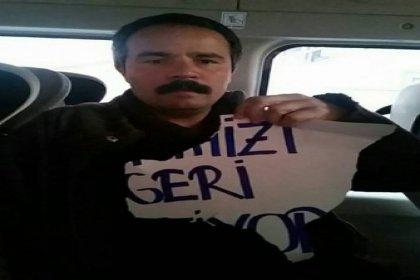 Veli Saçılık: AKP'li değiliz diye aç kaldık