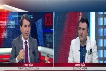 Yandaşlar çığırından çıktı: Cem Küçük FETÖ'den yargılanan isimleri konuşturmak için işkence teknikleri önerdi