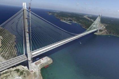 Yavuz Sultan Selim Köprüsü'ne dolar zammı