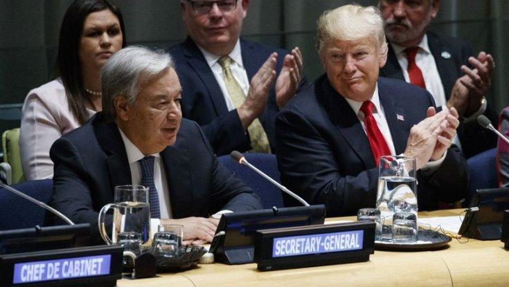 BM Genel Kurulu'nda konuşan Trump: Benim yönetimim altında ABD, tarihinde en fazla gelişmeyi kaydetti