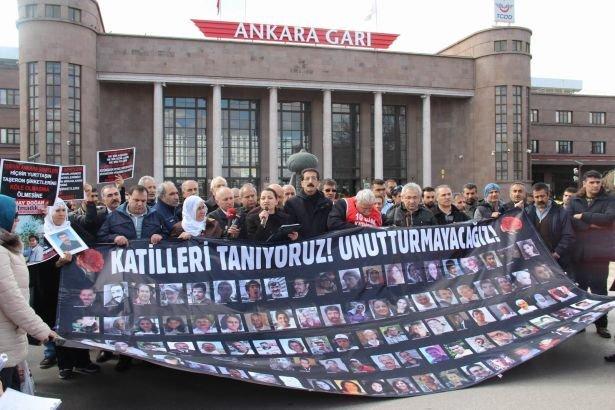 10 Ekim Barış ve Dayanışma Derneği için kapatma kararı