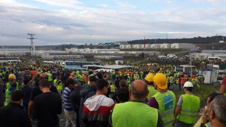 3. havalimanı işçilerinin isyanı sonuç getirdi: Tahtakurularına karşı yatak ve nevresimler değişiyor