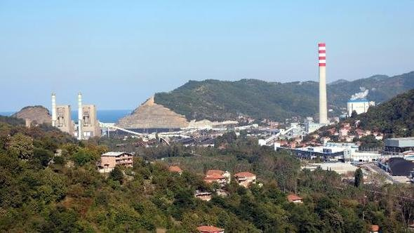 7 termik santralin bulunduğu Çatalağzı'nda hava kirliliği alarmı