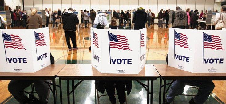 ABD Kongresi ara seçimlerinde sandıklar kapanmaya başladı