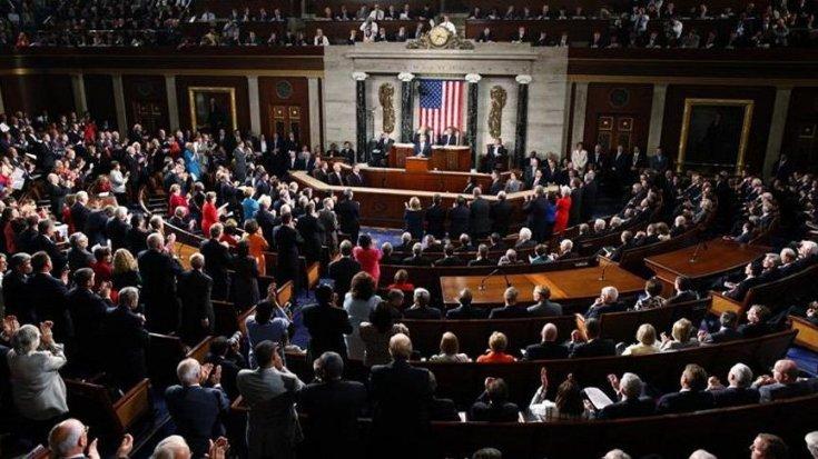 ABD Kongresi'nde Türkiye'ye karşı yaptırım teklifi