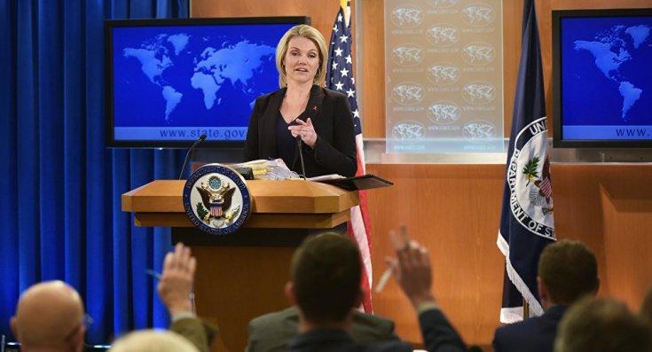 ABD: Türkiye ile ilerleme Brunson'ın eve dönüşü ile mümkündür