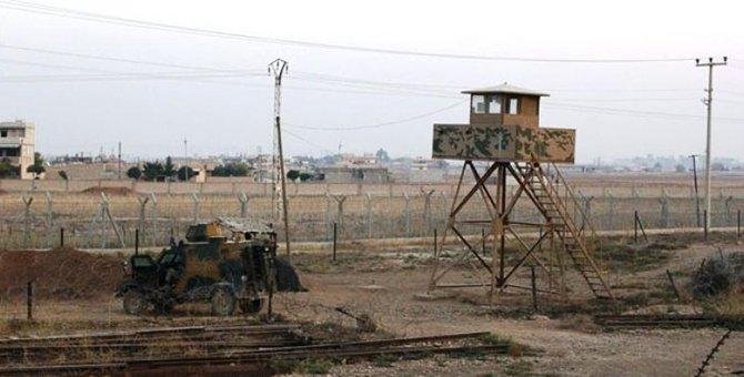 Afrin'den sınır karakoluna taciz ateşi