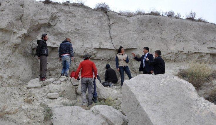 Afyonkarahisar'da 12 milyon yıllık hayvan fosilleri bulundu