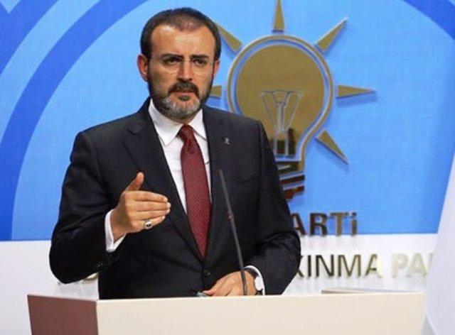 AKP Sözcüsü Ünal: Birçok FETÖ'cünün Almanya'da olduğuna dair elimizde bilgiler var