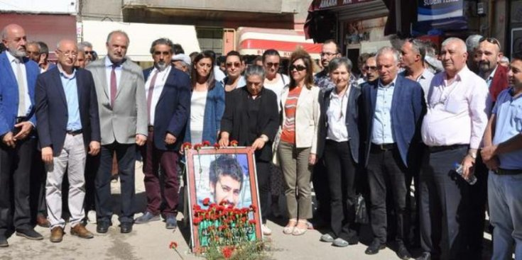 Ali İsmail Korkmaz, Eskişehir'de anıldı