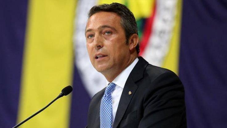 Ali Koç: Neyi devraldığımızı unutmayalım. Fenerbahçe 7-8 haftadan ibaret değil