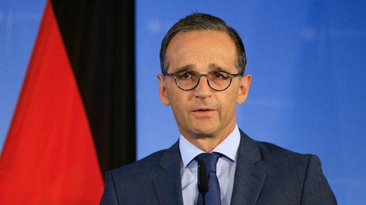 Almanya Dışişleri Bakanı Maas: Alman şirketleri Türkiye'de yatırımı riskli buluyor