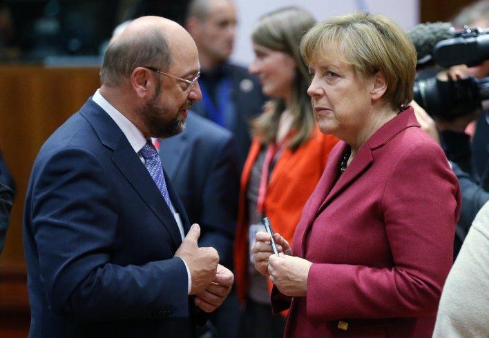 Almanya'da koalisyon görüşmesinde 'Türkiye maddesi'