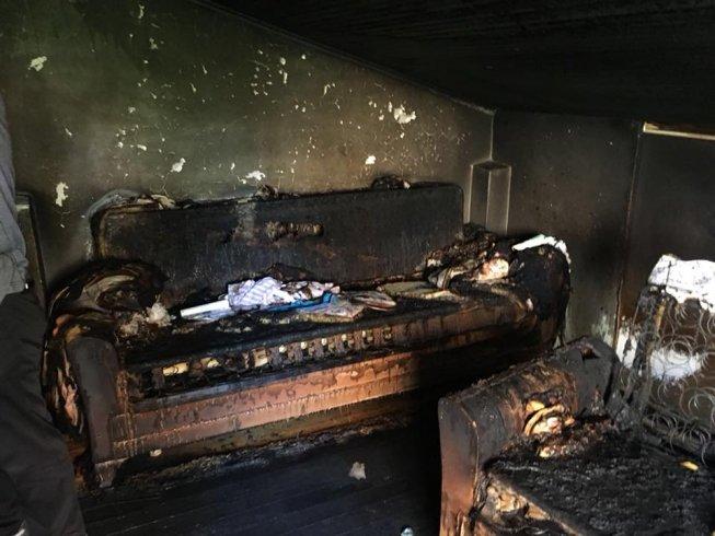 Anadolu Yakası Bosna Sancak Derneği'nden evi yanan aile için yardım kampanyası