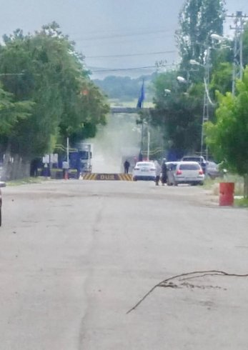Ankara'da barut fabrikasında patlama: 1 ölü, 6 yaralı