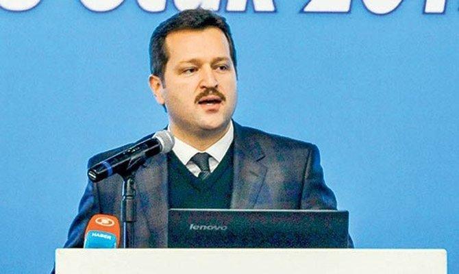 Arınç'ın damadı Erdoğan için böyle demiş: Beyefendi gelecekmiş paraları saydım indeyim bekliyorum