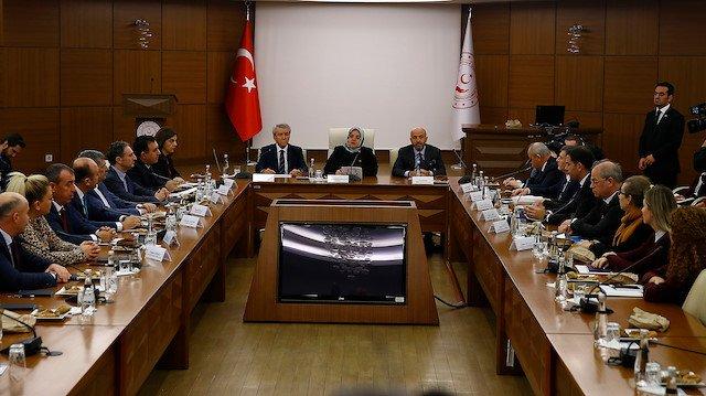 Asgari Ücret Komisyonu ikinci toplantısını yapacak