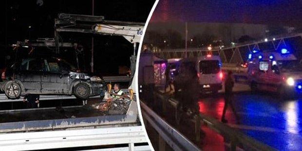 Avrasya Tüneli'nde 'şüpheli araç' alarmı; 1 kişi öldü