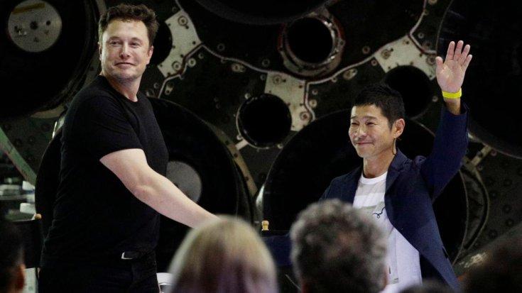 Ay'a gidecek ilk turist belli oldu