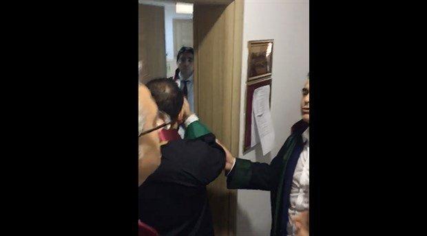 Baro Başkanı'nın üzerine yürüyen hakime soruşturma açıldı