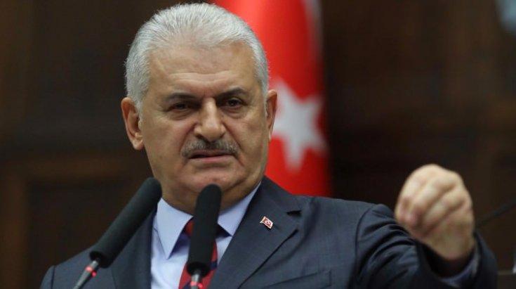 Başbakan Yıldırım: Afrin'i konuşmayacağız da balinaları mı konuşacağız?