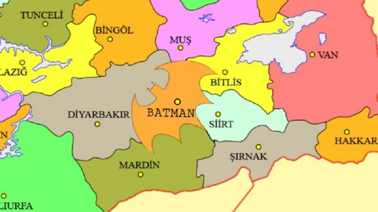 Batman il sınırının değiştirilmesi talebine tepki: Figürlerle kentin tanıtımında bir yere varılmaz 84