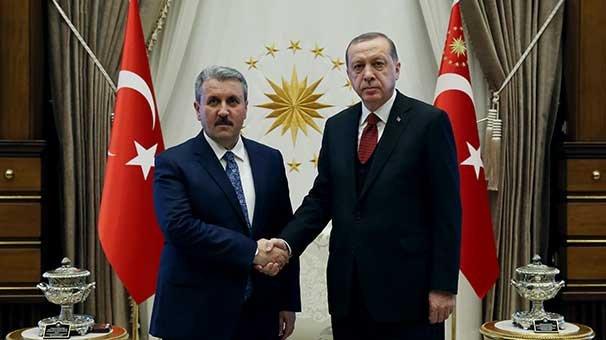 BBP: 'Ankara ve İzmir'de aday çıkartmayacağız, AK Parti'yi destekleyeceğiz'