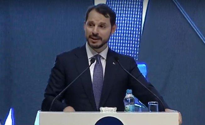 Berat Albayrak: IMF'ye başvurma planımız yok