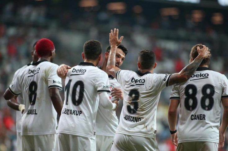Beşiktaş, LASK Linz ile bu akşam karşı karşıya geliyor