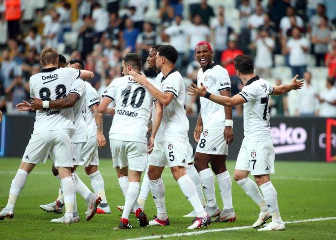 Beşiktaş, LASK Linz'i 1-0 mağlup etti