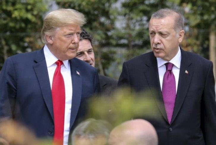 Beyaz Saray'dan yalanlama: 'Trump Erdoğan'a Gülen'i iade edeceğini söylemedi'