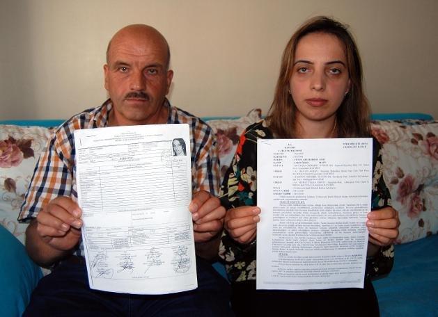 Boşanmak istediği eşi için hastaneden zihinsel engelli raporu aldı!