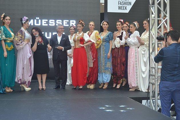 Boşnak modacı Müesser Kurt'tan Bursa'da Balkan rüzgarı