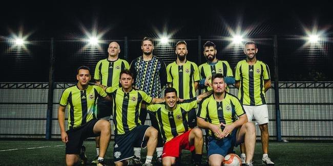 Brezilya'da Fenerbahçe adıyla bir futbol takımı kuruldu